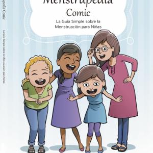 Portada Menstrupedia Cómic